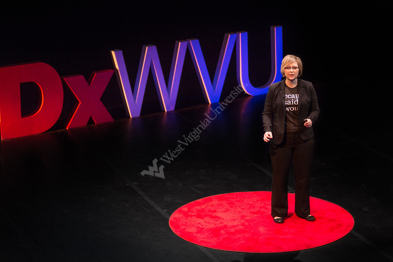 Amanda Messer, the co-founder of because I said I would, speaks about her life experiences and shares the needed change to make the world a better place.The second annual TEDx Talk took place at the Davis Theatre at the CAC on March 2, 2019.