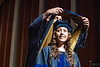 The School of Public Health holds their Commencement at the Creative Arts Center May 10th, 2019.  Photo Brian Persinger