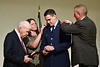 Students in the Air Force ROTC program attended their Commissioning Ceremony to become Second Lieutenants at the Mountainlair on May 10, 2019. The now official Officers of the United States Air Force enjoyed time with their families once the ceremony concluded.
