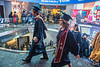 Kayla Nicholle Kassiter graduating Cum Laude walks to the Coliseum for the The Davis College of Agriculture, Natural Resources and Design  Commencement on May 12, 2017. Photo Brian Persinger