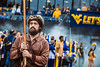 The West Virginia Mountaineers take on the Oklahoma State University Cowboys October 28th, 2017.  Photo Brian Persinger