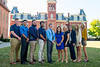 Photos of the 2019 WVU Homecoming Court taken outside of Woodburn Hall on September 18, 2019. (WVU Photo/Parker Sheppard)