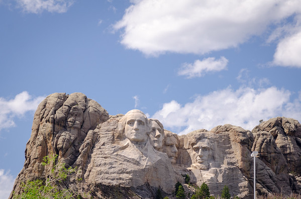 Mt. Rushmore Close Enough