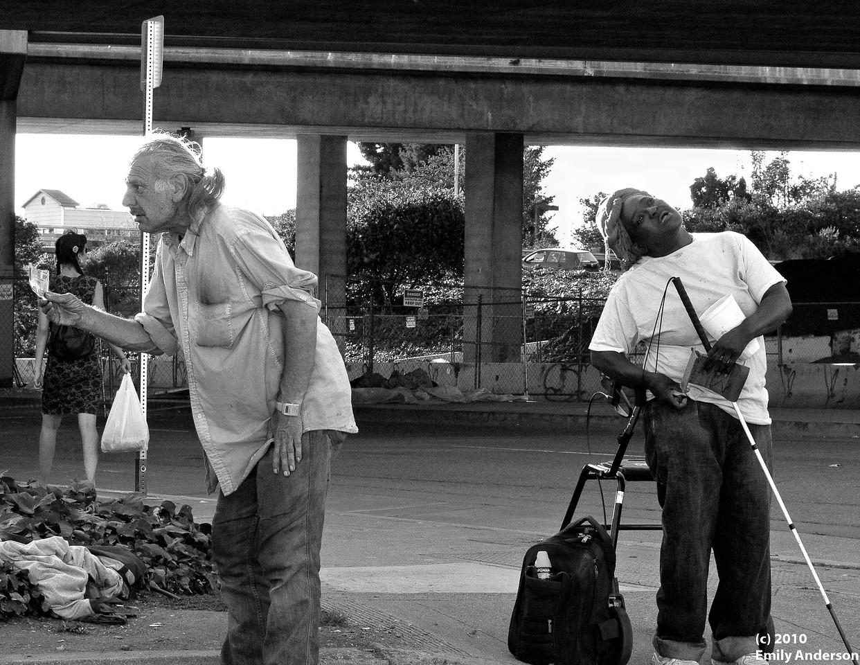 Emily Anderson - Homeless Actors  - http://www.adventureseekerphotography.com