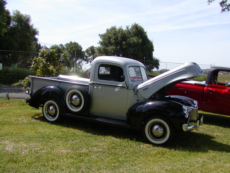 '41 Ford 1/2 ton pickup