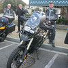 My new Bike: Don Wilson and his new 2013 F800GS. Congratulations, Don!