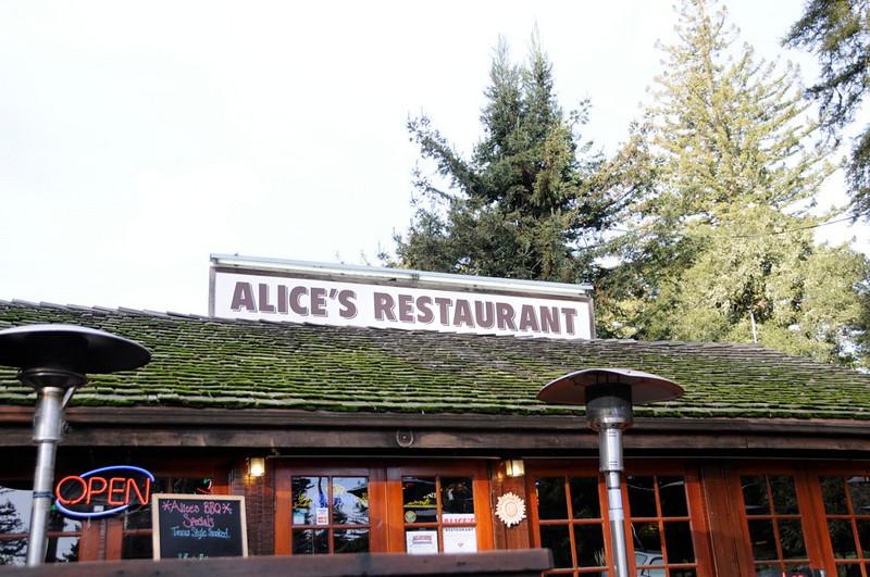 The innocuos Alice's. (Photo: George Tsaconas)