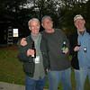 Tour Captain pro tem, Rick Webb, Richard Burton &  Bill Hall.