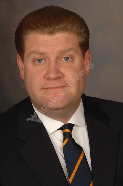 President Michael Garrison Portrait