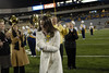 Mr and Mrs Mountaineer halftime<br /> WVU vs Louisvlle football game