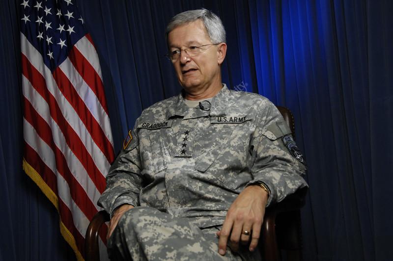 General B John Craddock