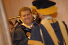 President Mike Garrison Inaugeration pre ceremony