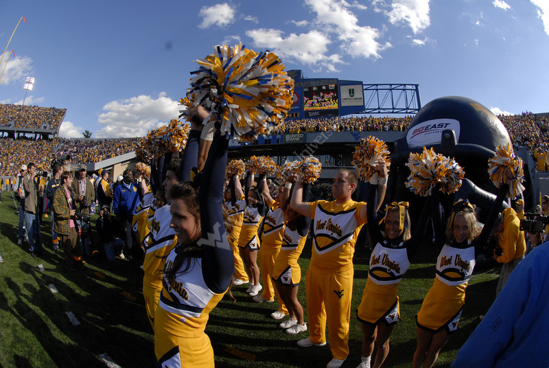 WVU vs. Mississippi State Football