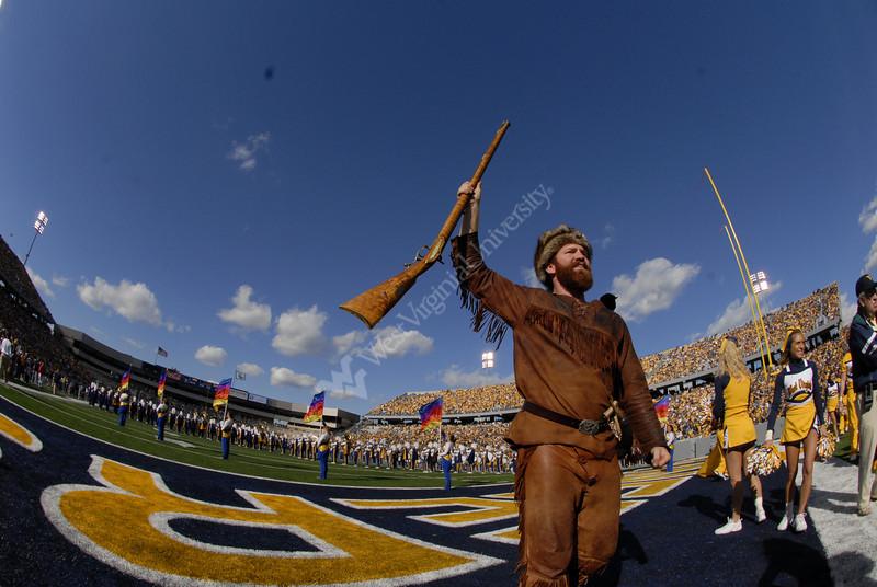 WVU vs. Mississippi State Football