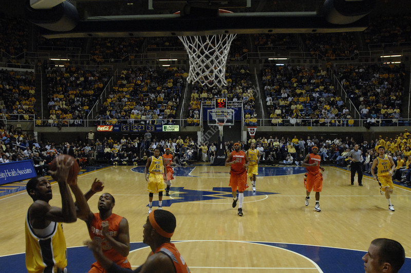 Mens Basketball vs. Syracuse
