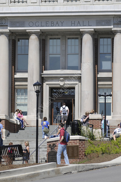 Spring 2008 Campus Scenes