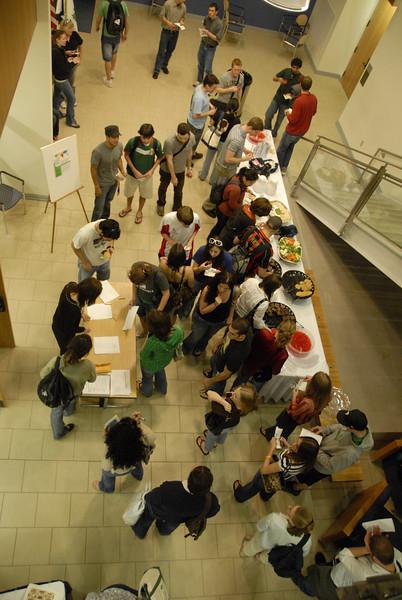 WVU Cultural Attaches Program - Mr. Juan Garcia de Orteyza