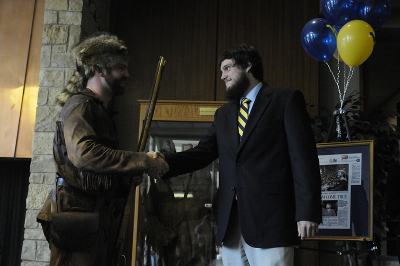 2008 Mountaineer Rifle Exchange Brady Cambell to Michael Squires