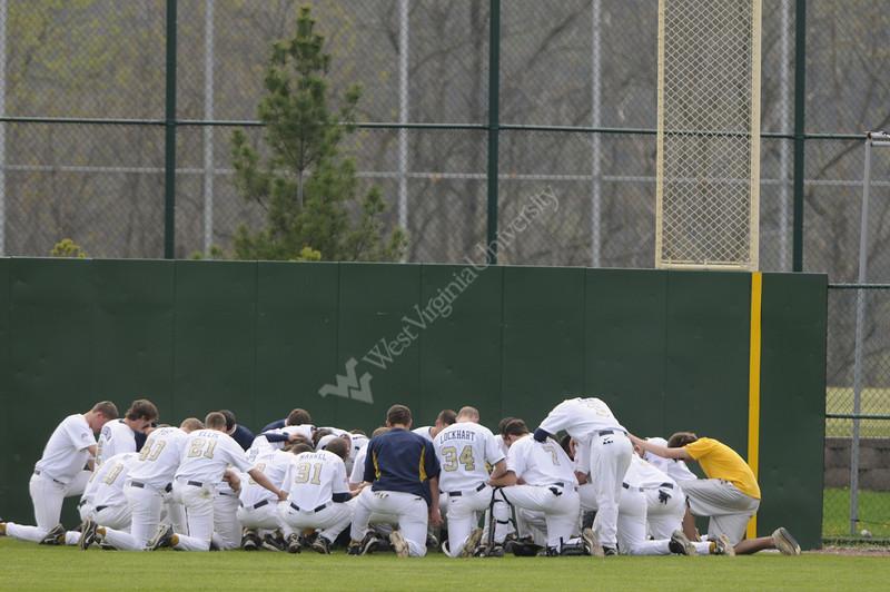 Mens Baseball vs. Notre Dame