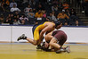 WVU Wrestling vs Lock Haven