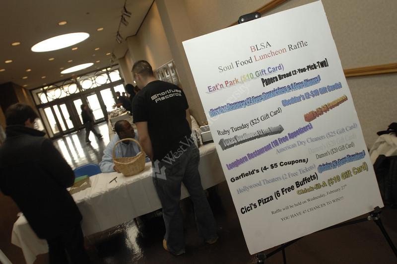 Soul Food Luncheon Law School View Book Diversity