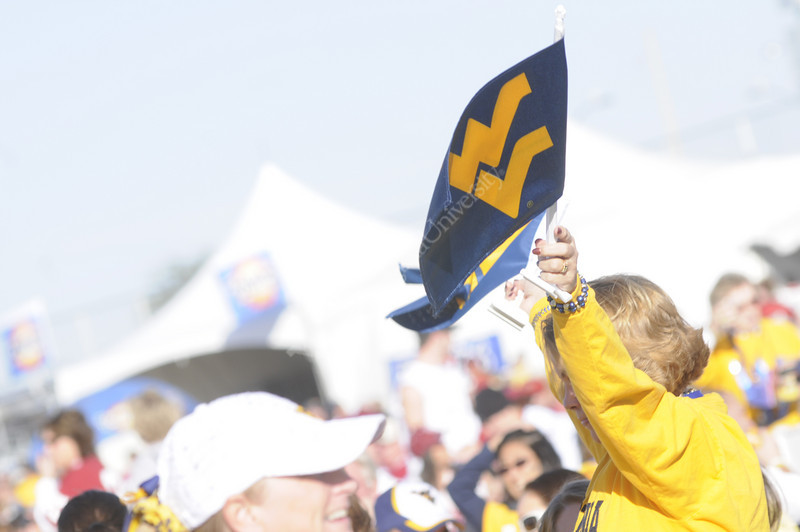Festia Bowl WVU vs OKU action and fan pre game party