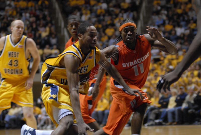 Mens Basketball vs. Syracuse