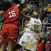 Womens basketball WVU vs Rutgers