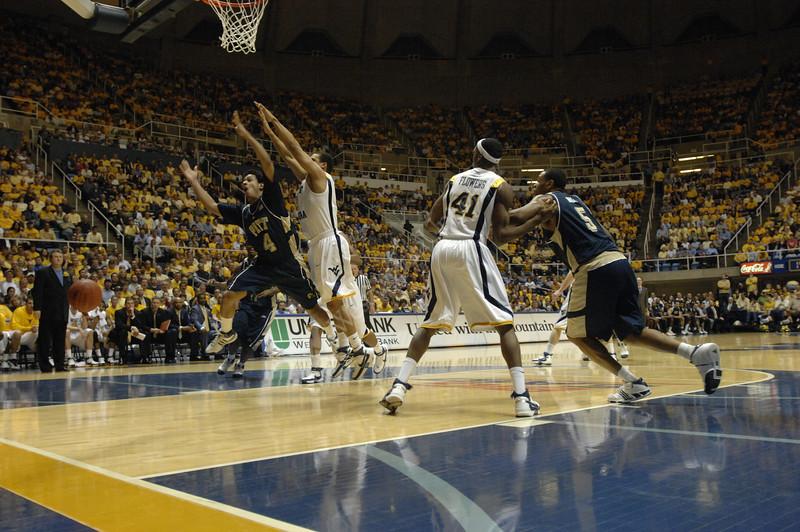 Mens Basketball vs. Pittsburgh