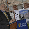 New Honor Dorm in Sunnyside Groundbreaking