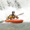 Kayaker Adam Johnson for Web Bucket 2008
