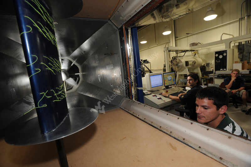 Wind Tunnel at Engineering Lab