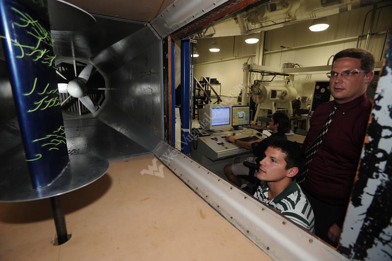 Wind Tunnel at Engineering Lab