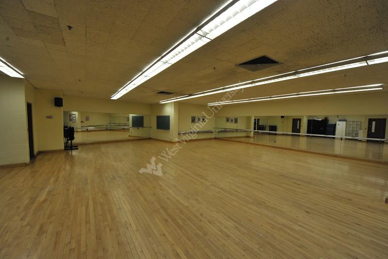 Documentation of WVU CPASS Facilities  on the WVU campus, December 2011 (WVU Photo/Brian Persinger)