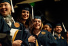 WVU Eberly College  Masters and  PhD graduates take part in their commencement at the WVU CAC Evansdale campus, May 2011. (WVU Photo Chris Schwer)