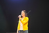 WVU Mountaineer Idol competitors perform at the Mountaineer week finals Morgantown Metropolitan Theater , November 2011. (WVU Photo/Jake Lambuth)