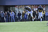 WVU Football  vs Louisville game action Mountaineer Field evansdale campus, November 2011. (WVU Photo/Greg Ellis)