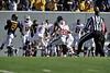 WVU Football vs Louisville game action Puskar Stadium evansdale campus, November 2011. (WVU Photo/Brian Persinger)