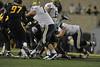 28023 WVU Football vs Pitt in the backyard brawl game action, November 2011. (WVU Photo/Brian Persinger)