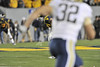 28024 WVU Football vs Pitt in the backyard brawl game action, November 2011.(WVU Photo/Greg Ellis)