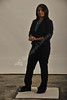 27942 WVU Forensics Professor Betzaida Maldonado poses for a portrait at the OWF studio, October 2011. (Brian Persinger)