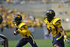 wvu, norfolk state, football, game action, mountaineer field, photo, mark brown