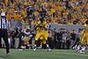 WVU football vs LSU game action Puskar stadium , September 2011. (WVU Photo/Jake Lambuth)