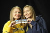 WVU Student ID Team Lexus competes with other ID teams to promote ID use on the WVU campus, April 2012. (WVU Photo/Greg Ellis)