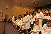 The WVU Medical Laboratory Sciences White Coat Ceremony takes place at the HSC, April 2012. (WVU Photo/Allison Toffle)