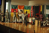 The WVU Center For Black Culture  presents Africa Night a cultural experience of music art and food for the WVU community, April 2012 (WVU Photo/Brian Persinger)