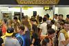28451 WVU New Freshmen Student Welcome WVU Coliseum Evansdale Campus August 2012 (WVU Photo/Todd Latocha)