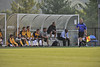 WVU Men's Soccer action vs  Hartford August 2012 (WVU Photo/Brian Persinger)