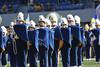 WVU Football action vs Kansas December 2012 (WVU Photo/Allison Toffle )