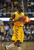 WVU Men's Basketball action vs Radford  December 2012 (WVU Photo/Allison Toffle)